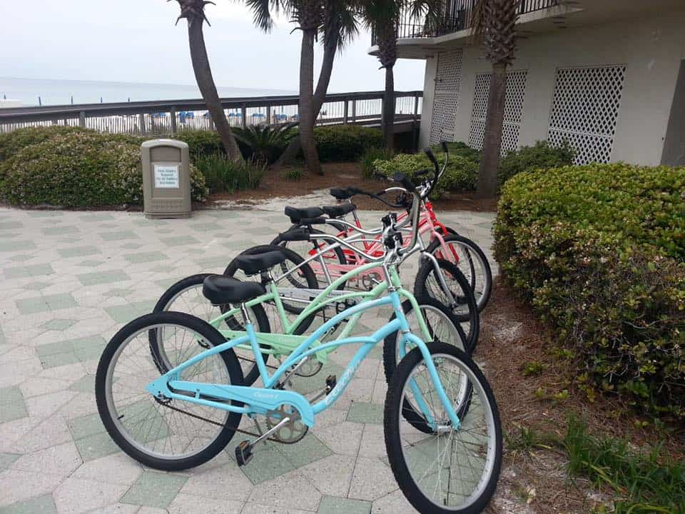 Beachside MotorSports - Panama Ctiy Beach - Bicycle Rentals -7