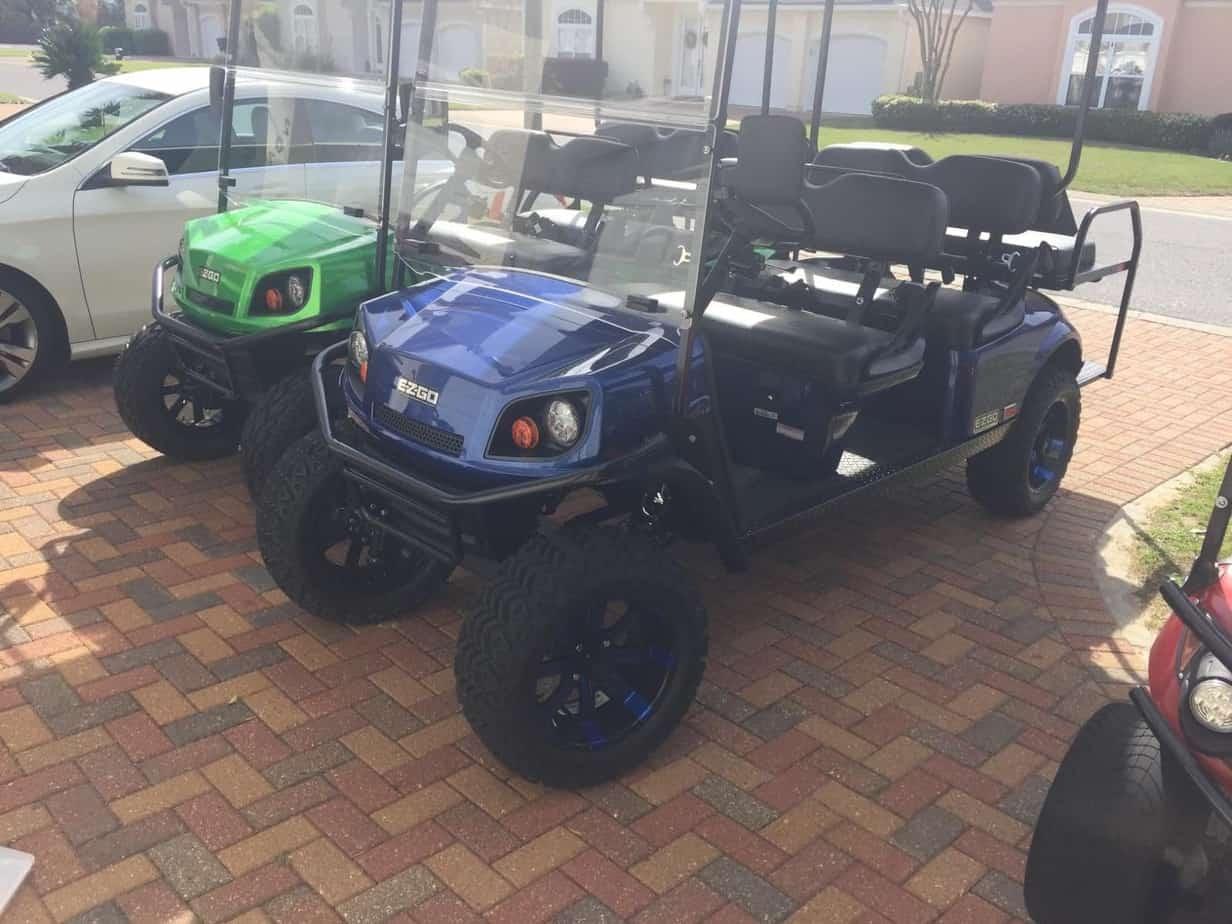 Beachside MotorSports - Panama Ctiy Beach - Golf Cart Rentals - 4
