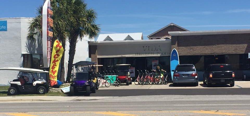Beachside MotorSports - Panama Ctiy Beach - Golf Cart Rentals - Store Front - 2