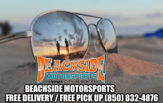 Beachside MotorSports - Panama Ctiy Beach - Golf Cart Rentals - We Deliver 2