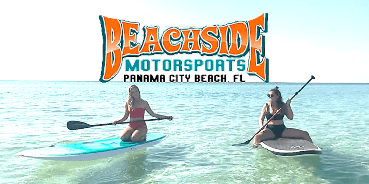 Beachside MotorSports - Panama Ctiy Beach - PaddleBoard Rentals
