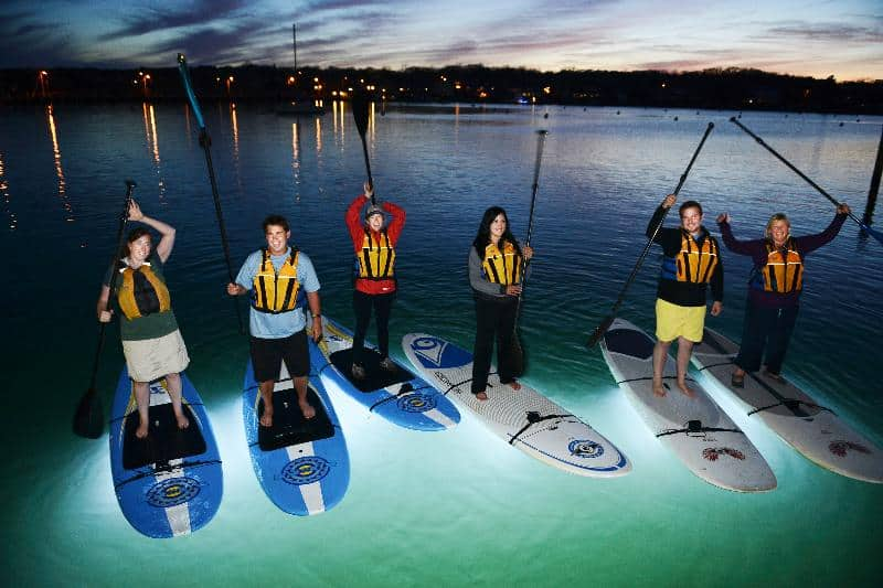 Beachside MotorSports - Panama Ctiy Beach - PaddleBoard Rentals with lights
