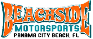 Beachside Motorsports - Panama City Beach Golf Cart Rentals - Logo Transparent Background - Powered by Phone App Marketing