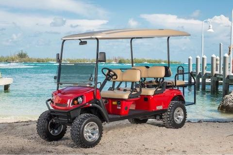 Golf Cart Rentals in Panama City Beach