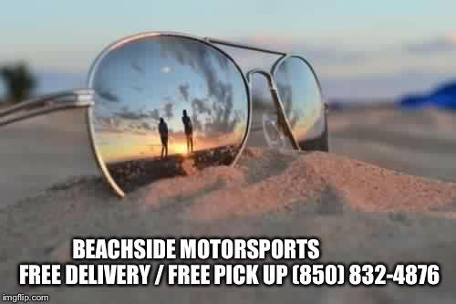 Beachside MotorSports - Golf Cart Rentals in Panama City Beach